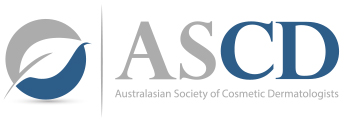 ASCD | Australasian Society of Cosmetic Dermatologists Logo