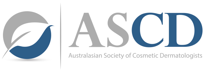 ASCD | Australasian Society of Cosmetic Dermatologists Retina Logo
