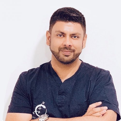 Dr Asif Hussein